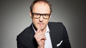 Vince Ebert im FOCUS Online Interview - Bild von (C) Frank Eidel